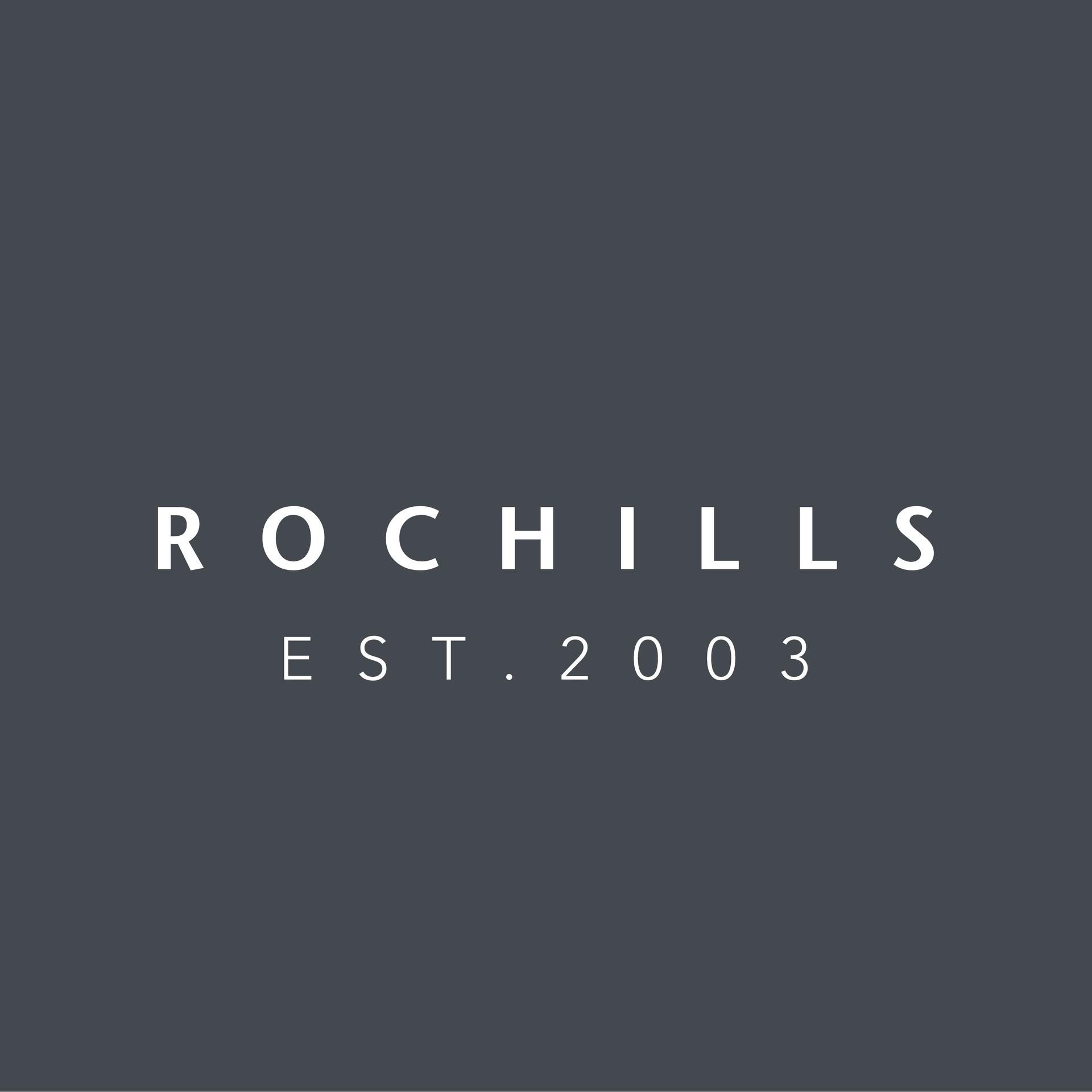 Rochills Estate Agency Branding | Brand Identity Design by Fresh Leaf Creative