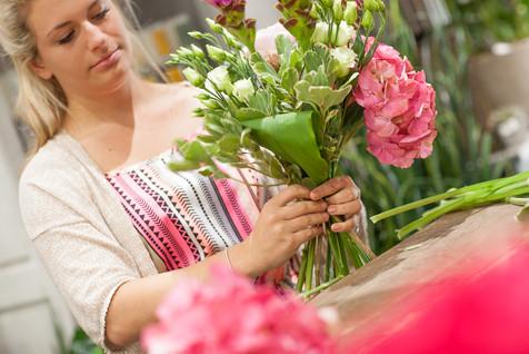 Florist Personal Branding Photographer Surrey & SW London