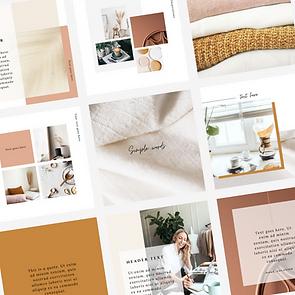 Instagram Styling Services   Dorset Brand Designer