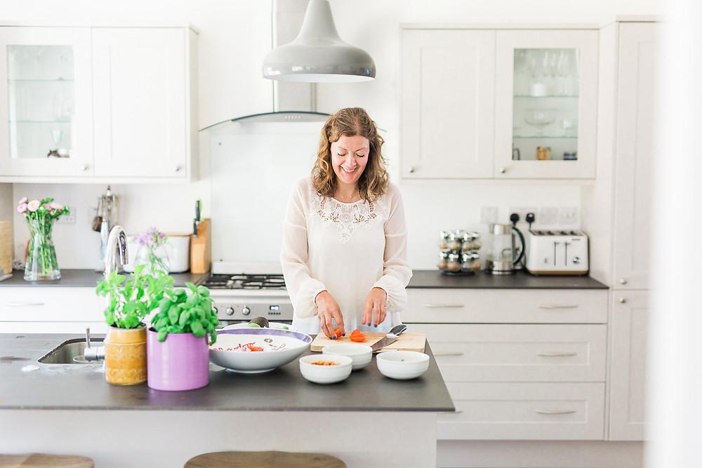 Brand Photography for Claudia Bruen Fertility Nutrition {Surrey & Dorset Brand Photographer}