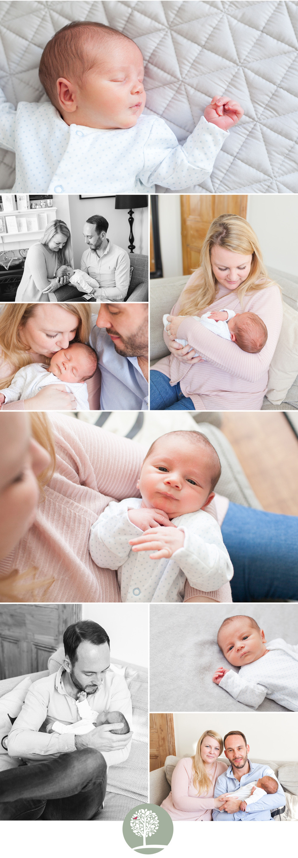 Surbiton Newborn Photography | Kingston Newborn Photography