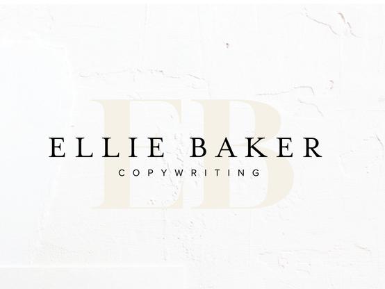 Copywriter Branding & Business Logo   Feminine Brand Identity Design   Premade Logo & Branding Kits for Creatives and Wellbeing  Businesses