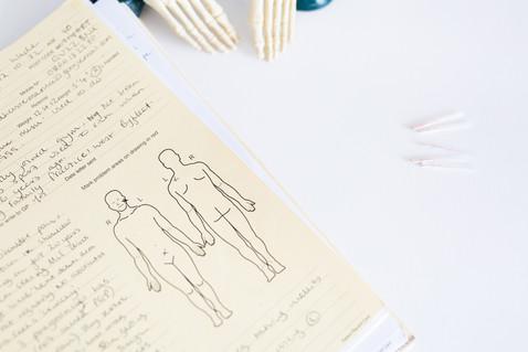 Personal Brand Photography Surrey | Caroline Le Roux Chiropractic Personal Branding Cobham