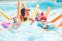Lilliput nursery Hersham - swimming lessons
