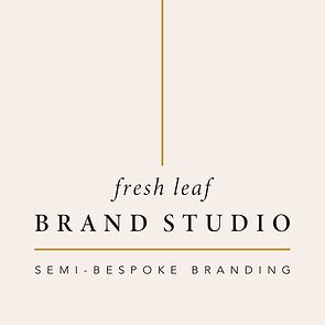 The Brand Studio by Fresh Leaf Creative | Brand Identity Design For Coaches, Makeup Artists, Florists, Bakers, Nutritionists, Fitness Intructors, Small Businesses & Brands | Fresh Leaf Creative Dorset Photographer & Brand Designer