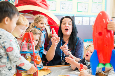 Young Explorers Pre-school & Nursery Cobham | Our Pre-school team is caring and dedicated, we are passionate about providing an extension of your home when you drop off in the mornings