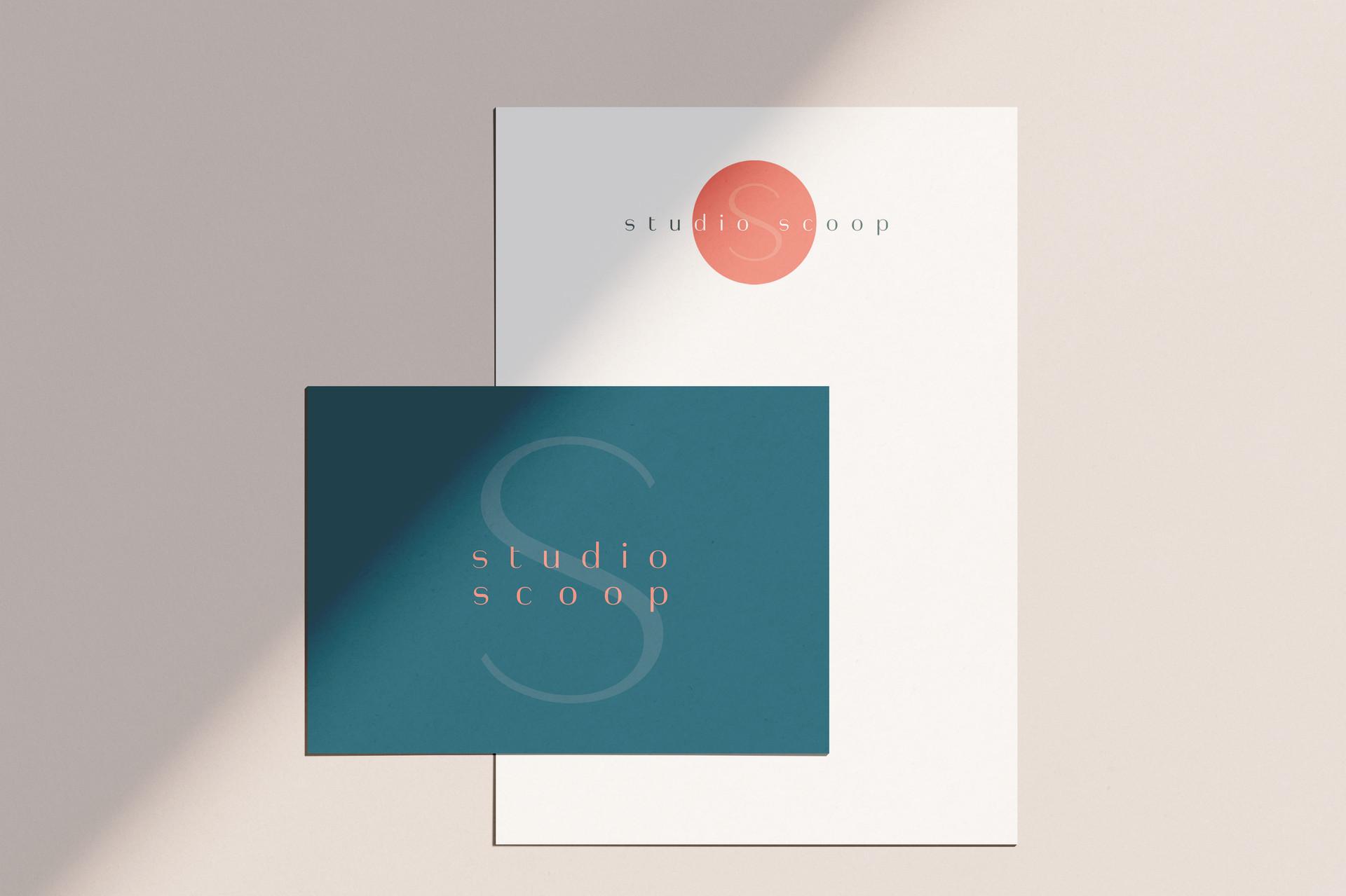 Scoop Pilates Branding | Brand Identity Design by Fresh Leaf Creative | Dorset Brand Designer & Photographer
