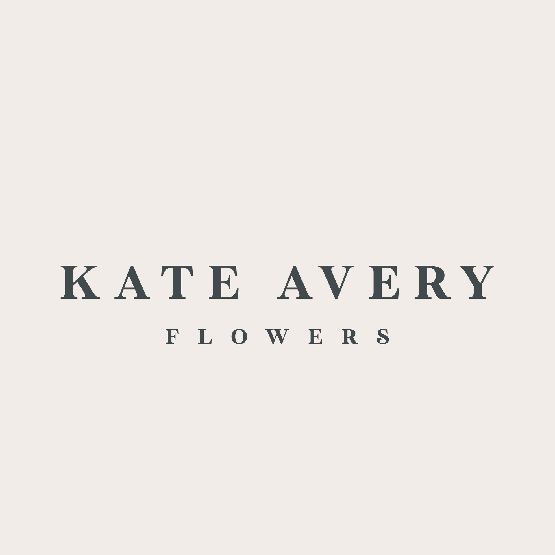 Florist Branding | Brand Identity Design by Fresh Leaf Creative