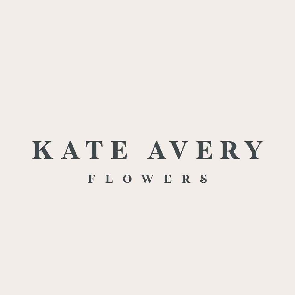 Florist Branding | Brand Identity Design by Fresh Leaf Creative | Dorset Brand Designer & Photographer