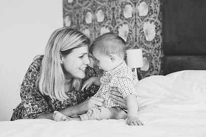 Sutton lifestyle newborn and baby photographer. Baby photography offered in-home or on location