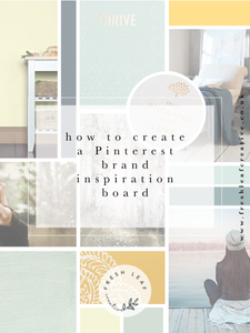 How to use Pinterest to gather your brand inspirations