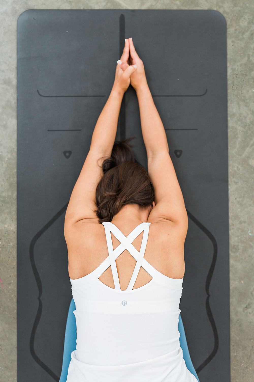 Yoga Personal Brand Photoshoot | SW London & Surrey Brand Photographer