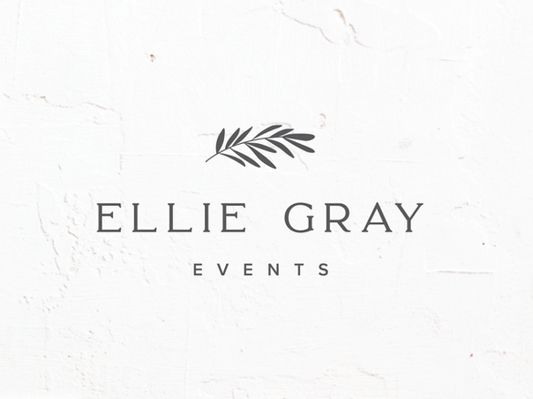 Event Planner Botanical Logo & Brand Identity Design | Feminine Brand Identity Design | Premade Logo & Branding Kits for Female Businesses, Creatives and Wellbeing Solopreneurs