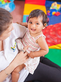 Lilliput day nursery Redhill & Hersham, baby care from 6 months onwards