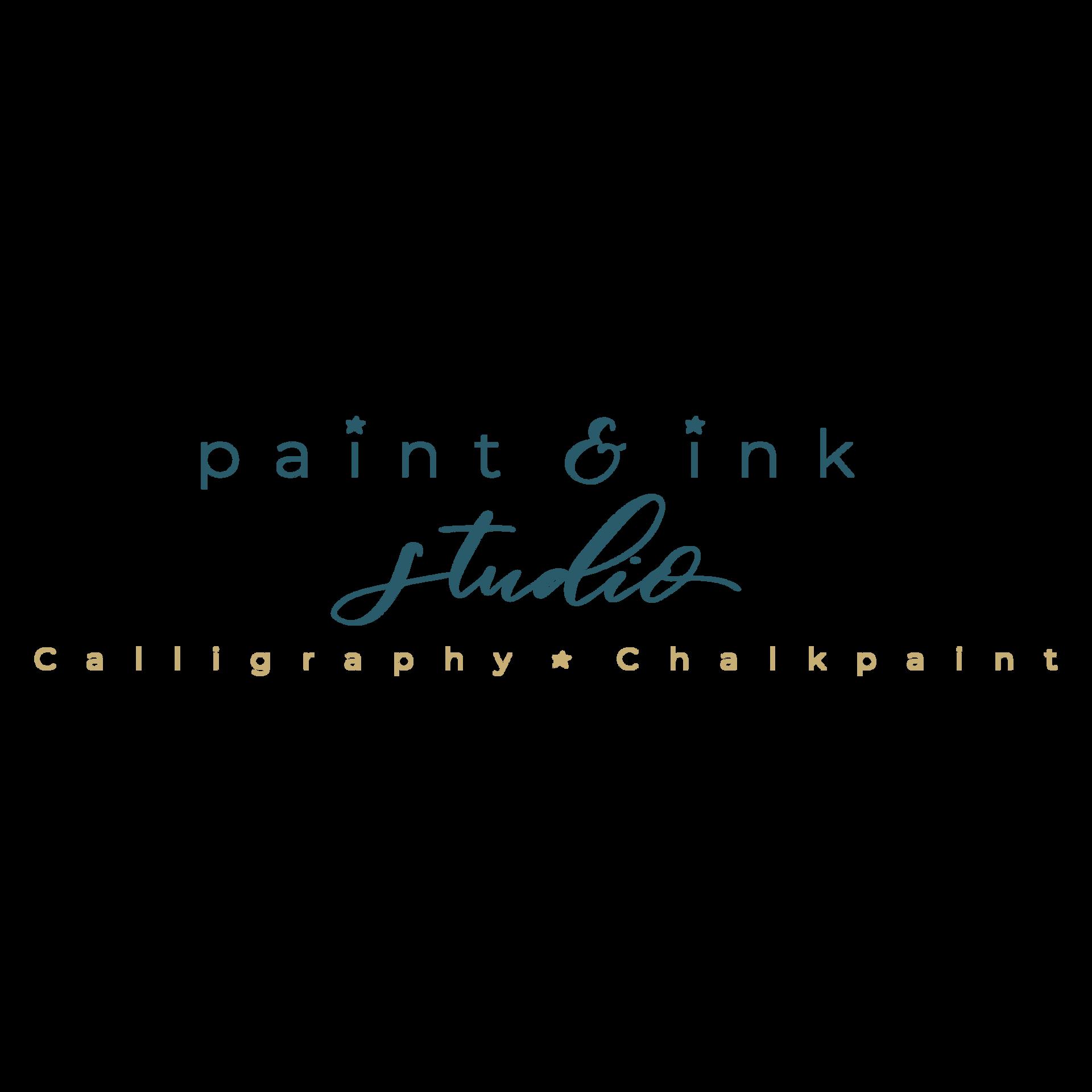 Calligrapher Branding | Brand Identity Design by Fresh Leaf Creative | Dorset Brand Designer & Photographer