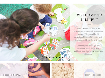 The Website Launch