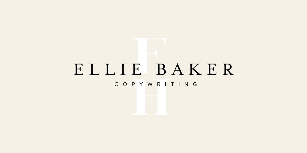 Copywriter Logo Design   Feminine Brand Identity Design   Premade Logo & Branding Kits for Creatives and Wellbeing  Businesses