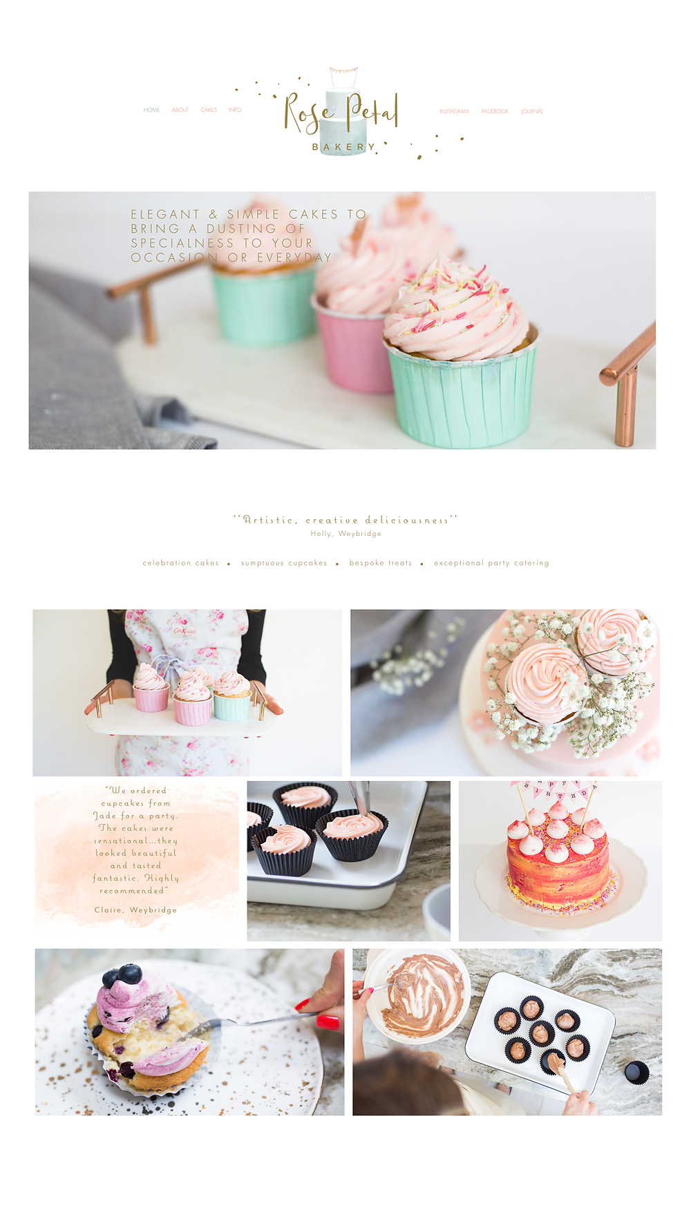 How to use your personal brand photographs | Surrey Brand Photographer | Fresh Leaf Creative
