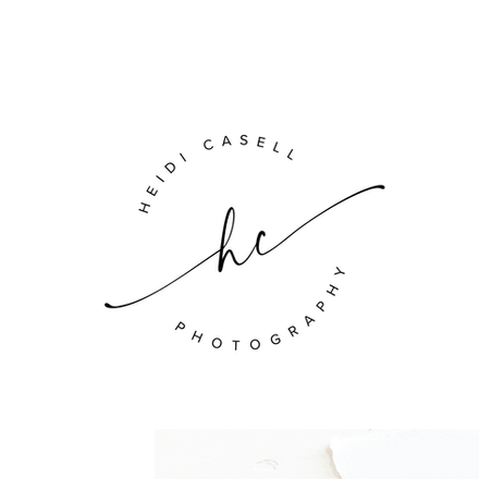 Photographer Logo & Brand Identity Design | Feminine Brand Identity Design | Premade Logo & Branding Kits for Female Businesses, Creatives and Wellbeing Solopreneurs