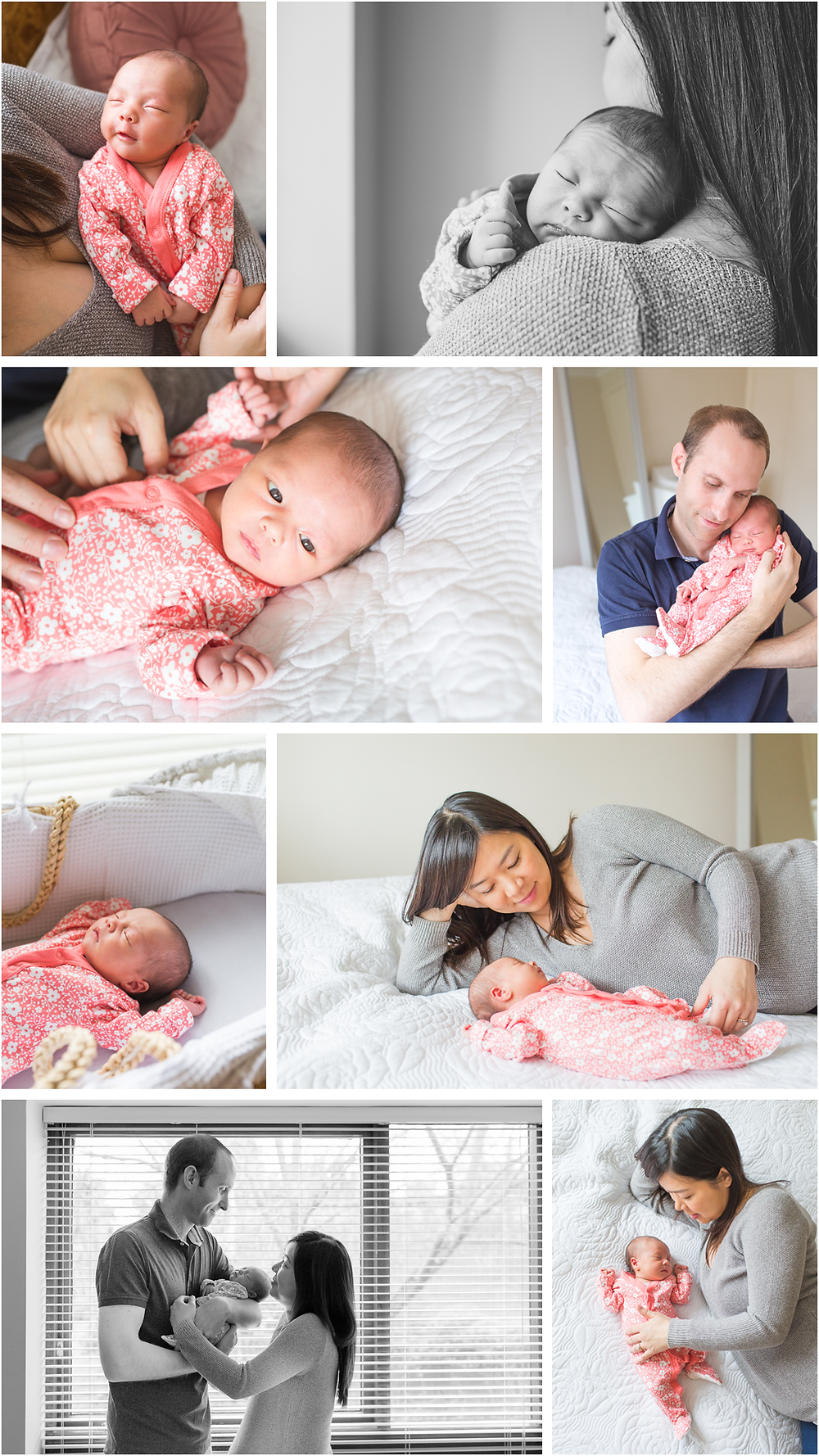 Natural Weybridge newborn photography by Lucy Down Photography | specialist Surrey baby & newborn photographer