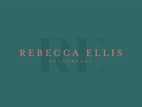 Accountant Branding   Feminine Brand Identity Design   Premade Logo & Branding Kits for Creatives and Wellbeing  Businesses