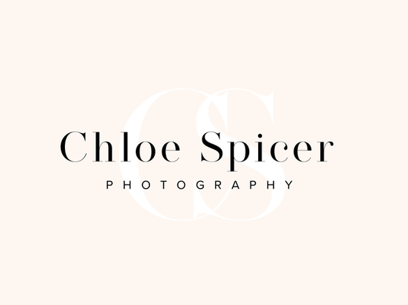Elegant Photograper Logo & Brand Identity Design | Feminine Brand Identity Design | Premade Logo & Branding Kits for Female Businesses, Creatives and Wellbeing Solopreneurs