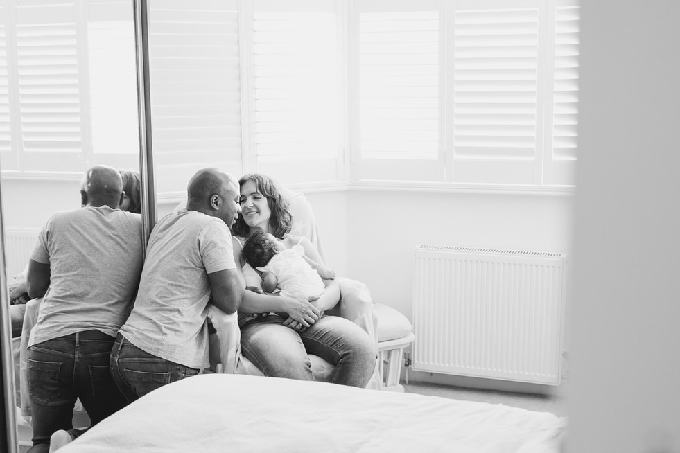 Poole Baby Photographer | Natural Dorset Newborn Baby and Family Photography | Portfolio | Stories by Lucy