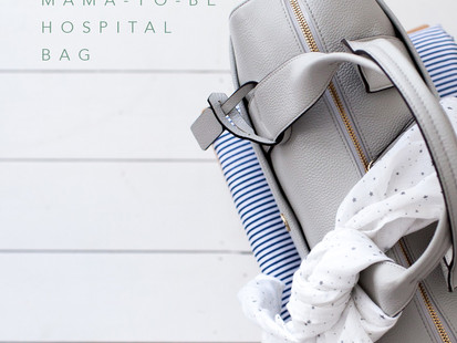Mama-to-be | What to pack in a genuinely useful hospital bag?