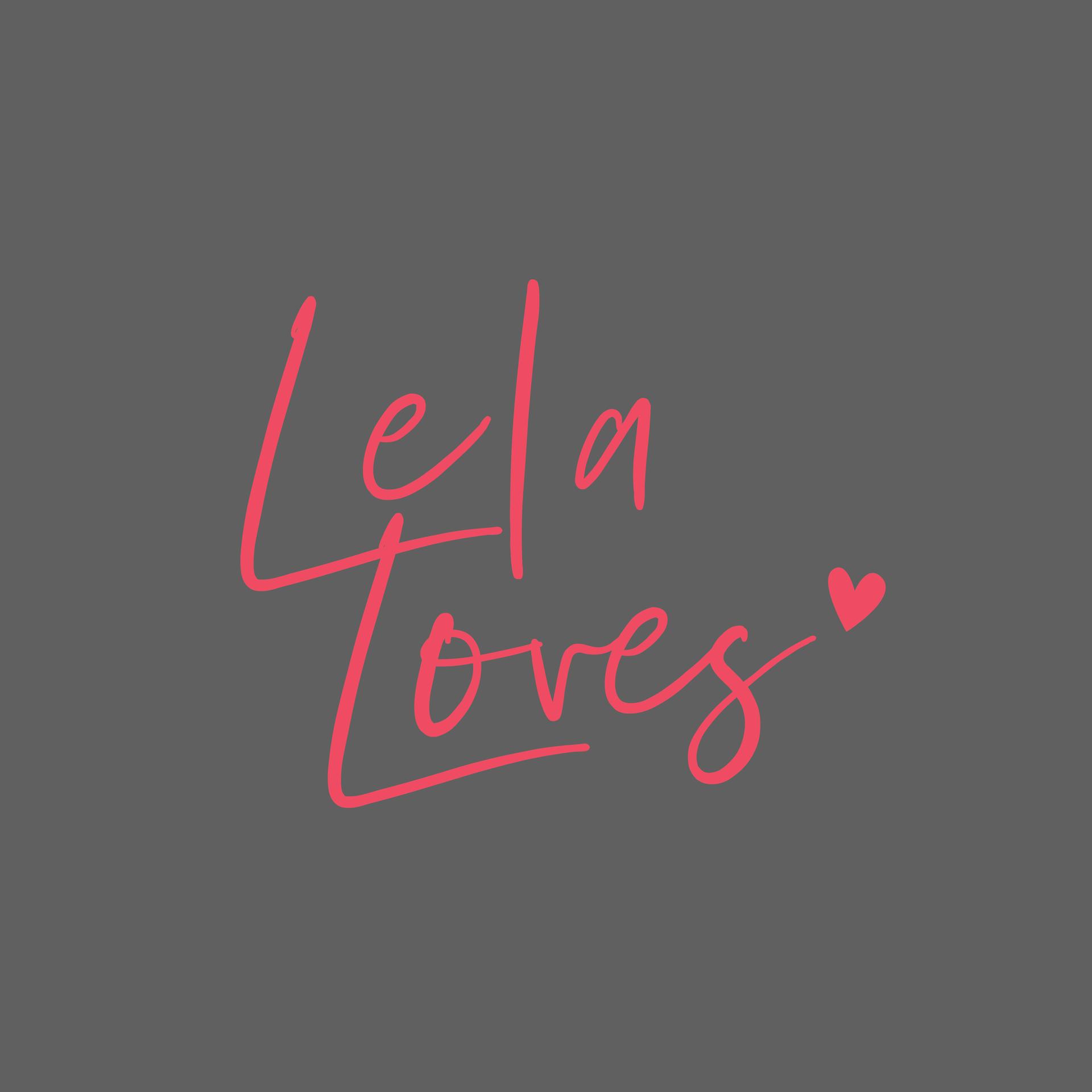 Lela Loves Branding | Brand Identity Design by Fresh Leaf Creative