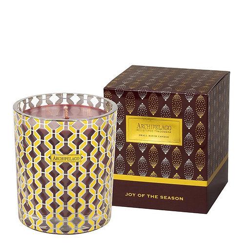 Joy Gift Box Candle