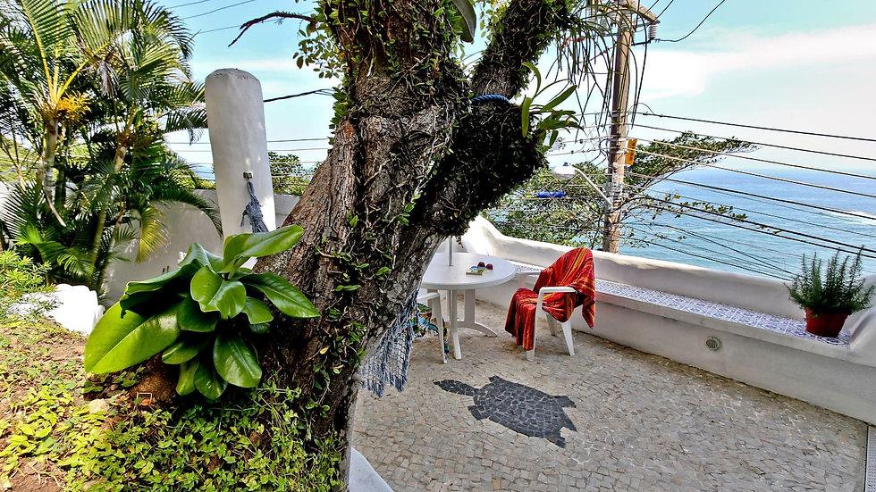 Casa Estilo Grego no Rio de Janeiro