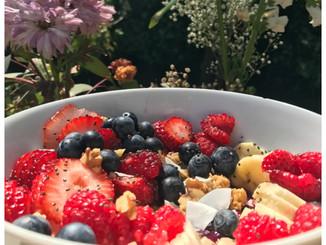 Acai Berry Breakfast Bowl