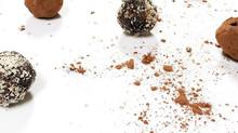 Choco-Hazelnut Truffle Energy Balls