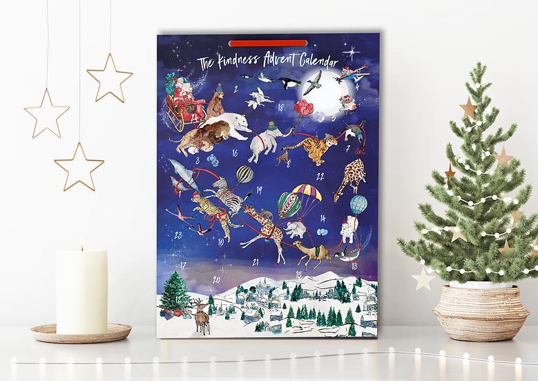 The Kindness Advent Calendar