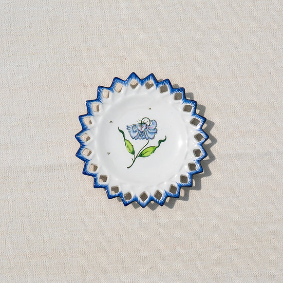 Hand Painted Side Plate