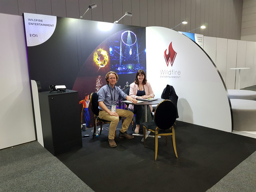 Why you should exhibit at AIME 2021