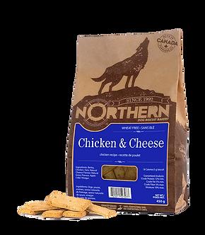 Chicken & Cheese 450g