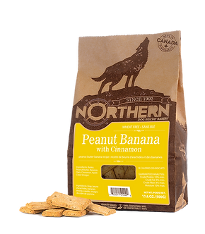 Peanut Banana with Cinnamon 500g