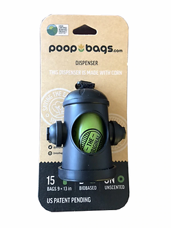 The Original Poop Bags® Hydrant Dispenser