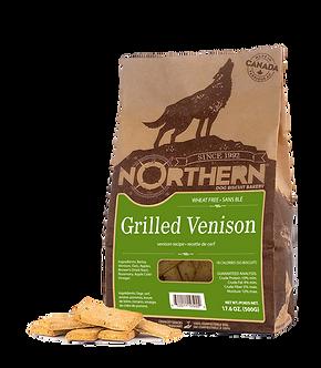 Grilled Venison 500g