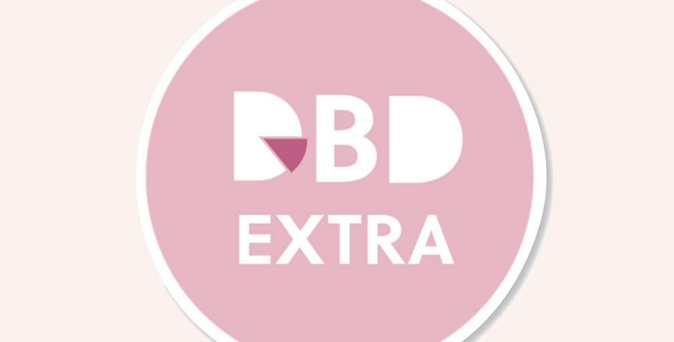 'DBD Extra' Sticker