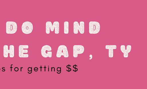 🚫 Mind the Gap 🚫