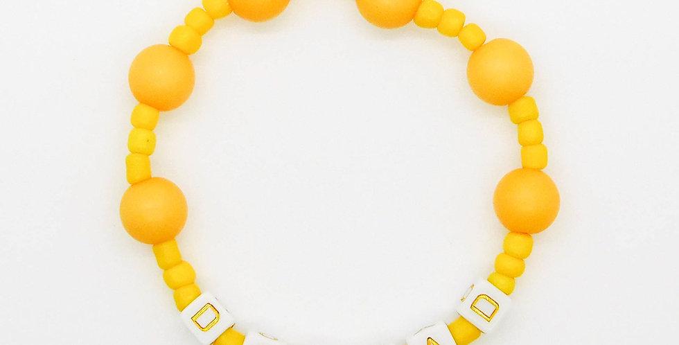 'Dog Dad' bracelet