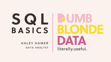 DBD Haley Hamer SQL Basics Course (1).pn
