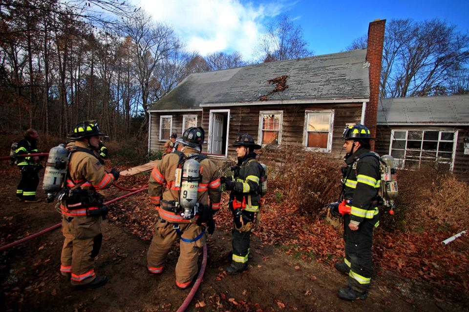 Live Burn Training