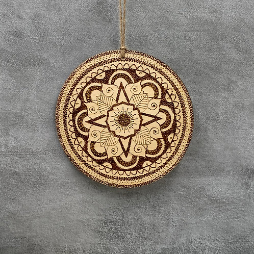 MANDALA WALL HANGING 'JOY'