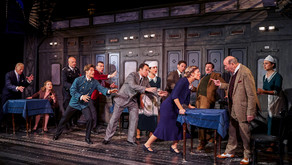 Review: The Lady Vanishes (Theatre Royal Brighton)