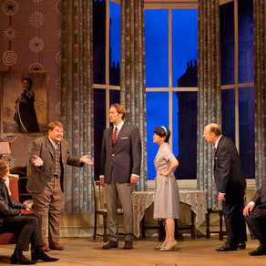 Review: One Man, Two Guvnors (NT Live)