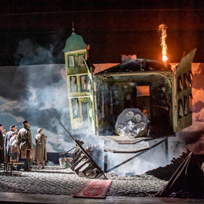 Review: An Inspector Calls (Theatre Royal Brighton)
