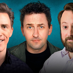 Review: Brydon, Mack and Mitchell - Town to Town(Brighton Dome)